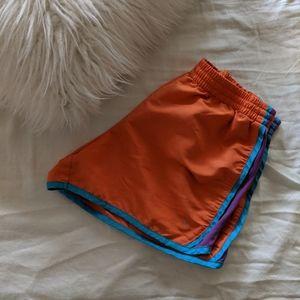 Danskin Orange Comfy Shorts